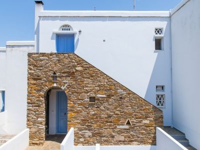 Photo for House Light Blue in Agios Sostis, Tinos