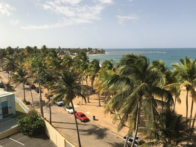 Photo for Front Beach apartment at Luquillo