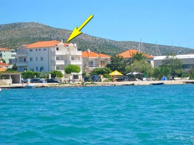 Photo for Apartments Mirjana, (8511), Seget Donji, Trogir riviera, Croatia