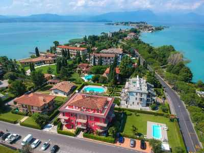 Photo for San Vito Holiday Apartment - Apartment for 4 people in Sirmione