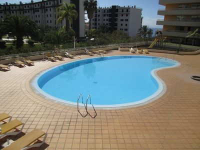 Photo for Green Park III Luxury Apartment Funchal Madeira-In Secure Complex Balcony & Pool