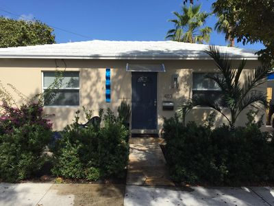 Photo for 1BR Cottage Vacation Rental in West Palm Beach, Florida