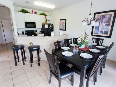 Photo for 4 Bedroom Retreat minutes from Disney!