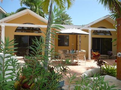 Photo for Beach Side Detached Villa At St James Club