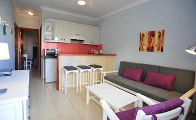 Photo for 1BR Apartment Vacation Rental in Playa del Ingles, Canarias