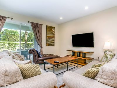 Photo for Near Disney World - The Encore Club Resort - Feature Packed Spacious 8 Beds 7 Baths Townhome - 4 Miles To Disney