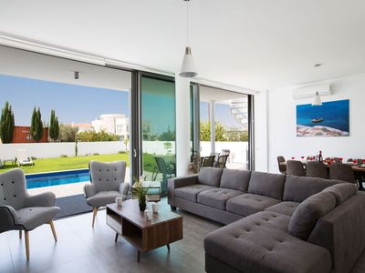 Photo for A villa that sleeps 32 guests  in 16 bedrooms