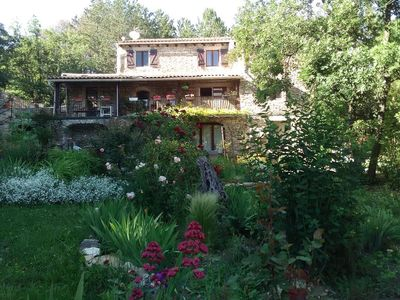 Photo for 1BR Cottage Vacation Rental in Monteils