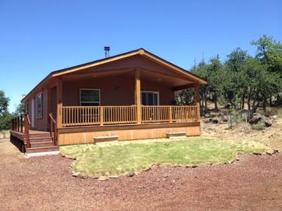 Photo for The Rocking K Ranch Guest Cabin