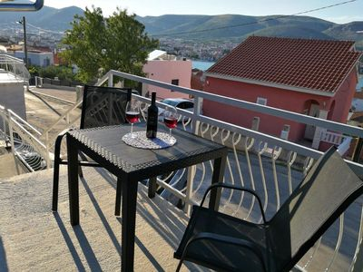 Photo for Holiday apartment Trogir for 1 - 4 persons with 1 bedroom - Holiday apartment