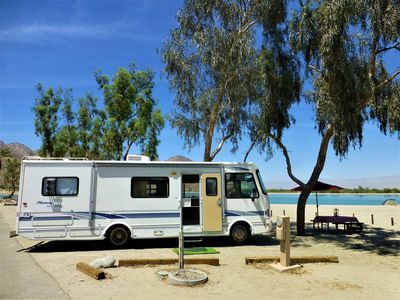 Lake Cahuilla Campground