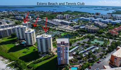 Photo for Estero Beach & Tennis Club #306A