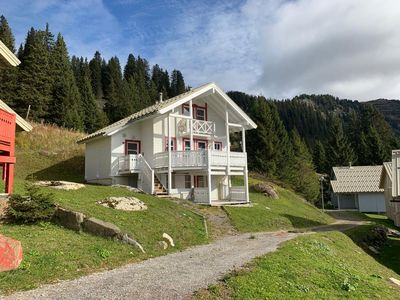 Photo for BEAUTIFUL CHALET - STUNNING VIEWS - SO RELAXING!