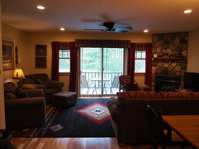 Photo for Welcoming Lake Placid Village Townhome