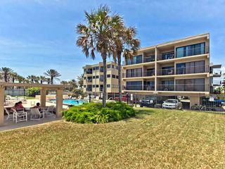 Beach Condo With A Private Gated Pool Homeaway Beaches