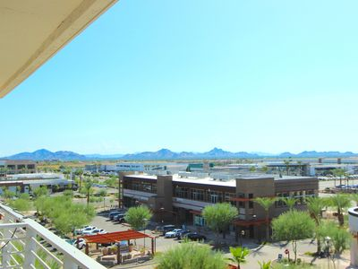 Photo for Top Floor Unit With Mountain Views, No one above!