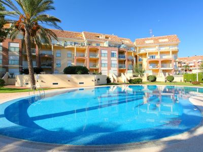 Photo for Apartment Marina Azul in Dénia - 4 persons, 2 bedrooms