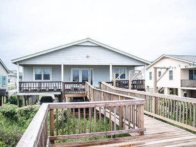 Photo for Last minute cancellation means YOU can vacation OCEANFRONT on 8/8-8/15/2020!