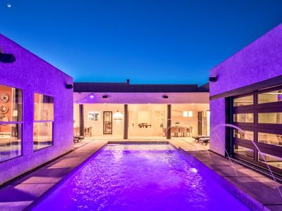 Photo for EPA-Approved Cleaning | 48 Hour Cancellation* | Two Casitas | Amazing Yard/Heated Pool/Spa!