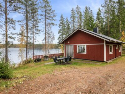 Photo for Vacation home Aamuntorkku in Punkaharju - 5 persons, 2 bedrooms