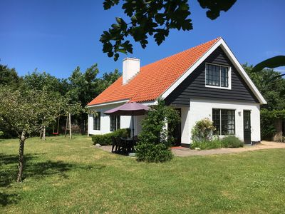 Photo for Comfortable and spacious holiday home in Haamstede, near the beach, ideal for families