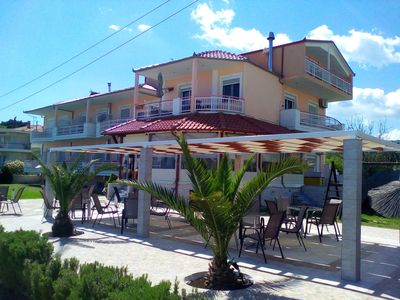 Photo for Holiday apartment Asprovalta for 1 - 2 persons - Holiday apartment
