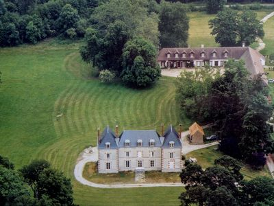 Photo for Dare to live in a castle in Sologne