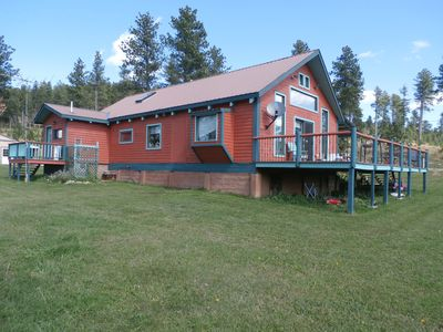 Photo for Amazing Summer Getaway, 9 Miles from Sturgis, Sleeps 5, very private