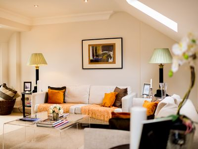 Photo for Luxury Notting Hill 3 bedroom, 2 Bathroom Duplex Apartment