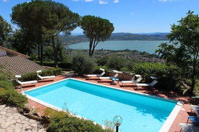 SPECIAL PRICE- RELAXING HOLIDAY-SWIMMING POOL - Passignano Sul Trasimeno