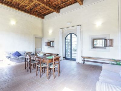 Photo for Apartment 56 m from the center of Grassina with Parking, Internet, Washing machine, Air conditioning (126625)