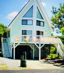 Photo for COROLLA OCEANSIDE-Short walk to Beach-Relaxation and Family Fun!