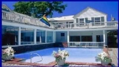 Photo for BEACH MODERN GETAWAY WITH HEATED  POOL AND NEW 7 PERSON  HOT TUB!!