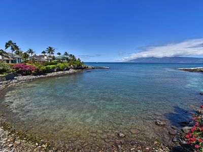 Photo for Honokeana Cove panorama from your lanais! Townhome #120, 2 bdr / 2.5 ba.
