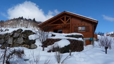 Photo for Chalet Notre Retraite in the south of the Vosges