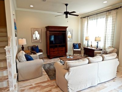 "Photo for ""Villa By The Sea"" -Beautiful 3 bedroom condo located in Phase 1 of Prominence  - Sleeps 7"
