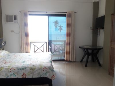 Photo for Room with Balcony & Sea View