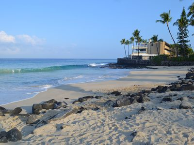 Photo for Peaceful affordable luxury and a short walk to a fantastic white sands beach