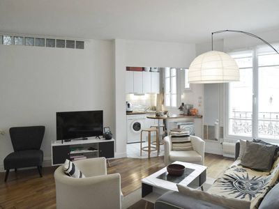 Photo for Small cosy nest in Paris 13 #2 beds