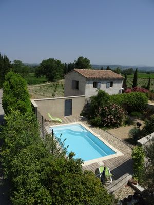 Photo for Pool / Garden and air conditioning in Provencal village, river 300 meters
