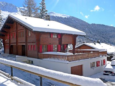 Photo for Apartment Rousserolles Rez in Verbier - 4 persons, 1 bedrooms