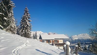 Photo for Dear guests, enjoy relaxing days in the mountains of the Dachstein Tauern region