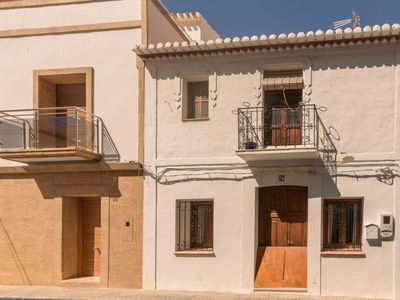 Photo for 3 bedroom Villa, sleeps 6 in Javea with Air Con and WiFi