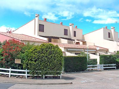 Photo for One bedroom Apartment, sleeps 4 in Le Cap D'Agde with Air Con and WiFi