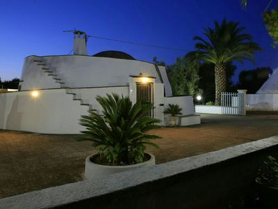 "Photo for discover a tipical trullo house in the famous Ostuni ""the wite city"""