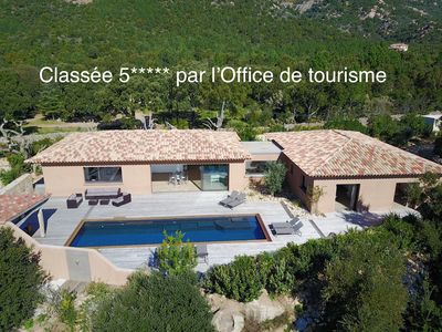 Photo for New villa in Porto-Vecchio, classified 5 ***** by the Tourist Office.