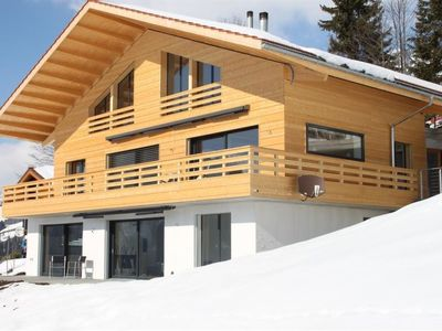 Photo for Apartment Chalet Coco in Lenk - 6 persons, 3 bedrooms