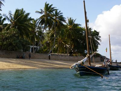 Photo for Exclusive Beach House, Lamu Island