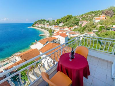 Photo for Apartments Villa Skala (39411-A5) - Podgora