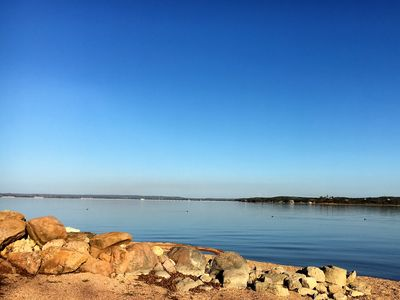 Photo for Lakefront Log Cabin 3 on the Beautiful Shores of Lake Buchanan